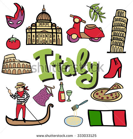 stock-photo-cartoon-italian-icons-elements-set-333033125