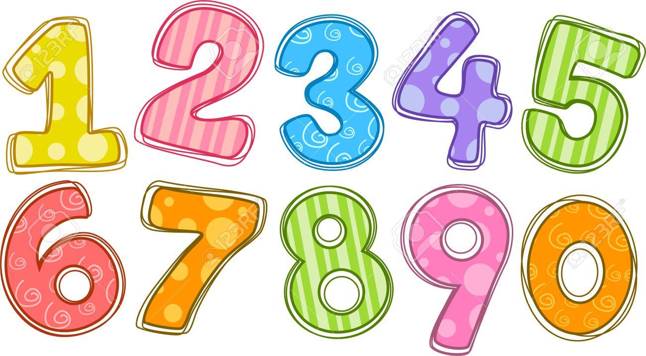 20571109-Illustration-of-Stock-Illustration-numbers-cartoon-number | St Andrews Methodist Primary School