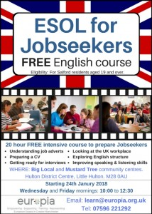 free english courses in london for adults