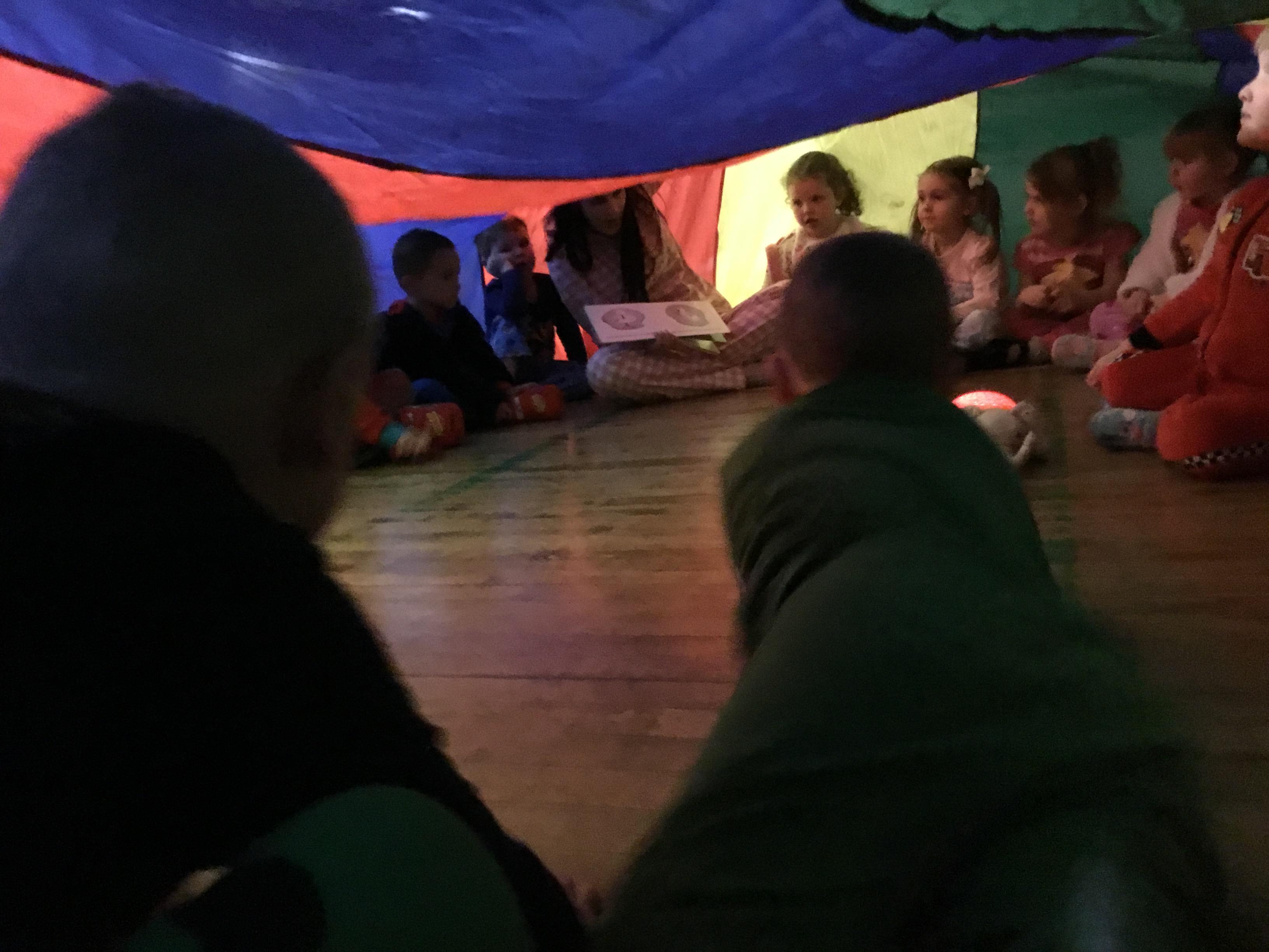 Bedtime Story Day In Nursery | St Andrews Methodist Primary